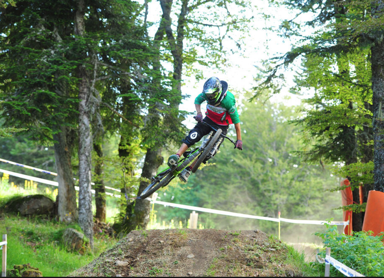 Le VTT de descente : sensations garanties